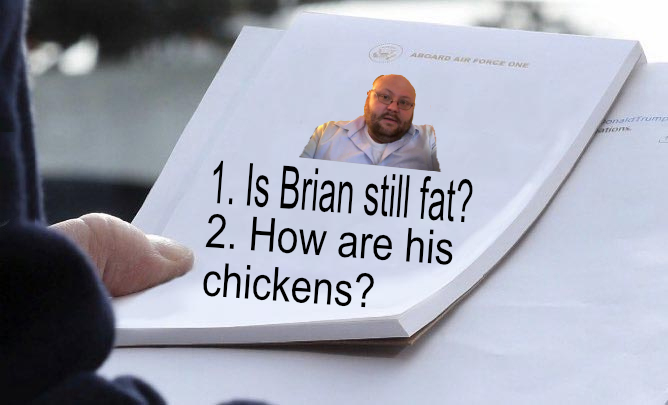Talk about Brian
