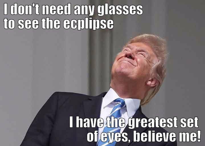 Trumps Eclipse