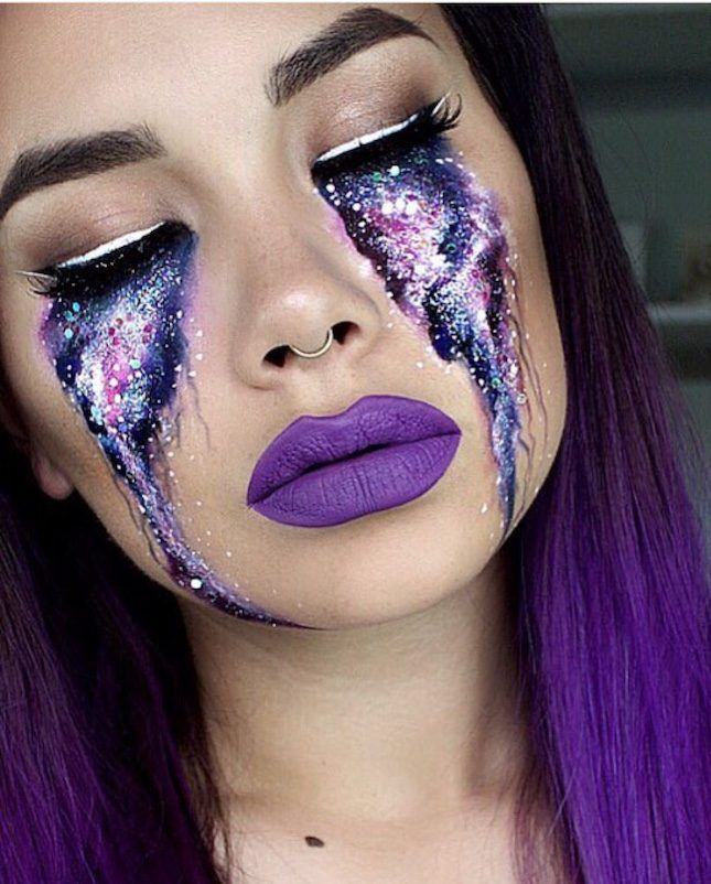 52 Reasons Halloween Makeup Has To Be Perfect Gallery Ebaum S World