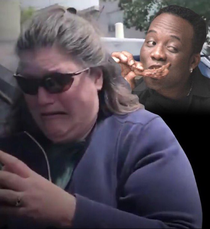 Black Man White Woman Meme