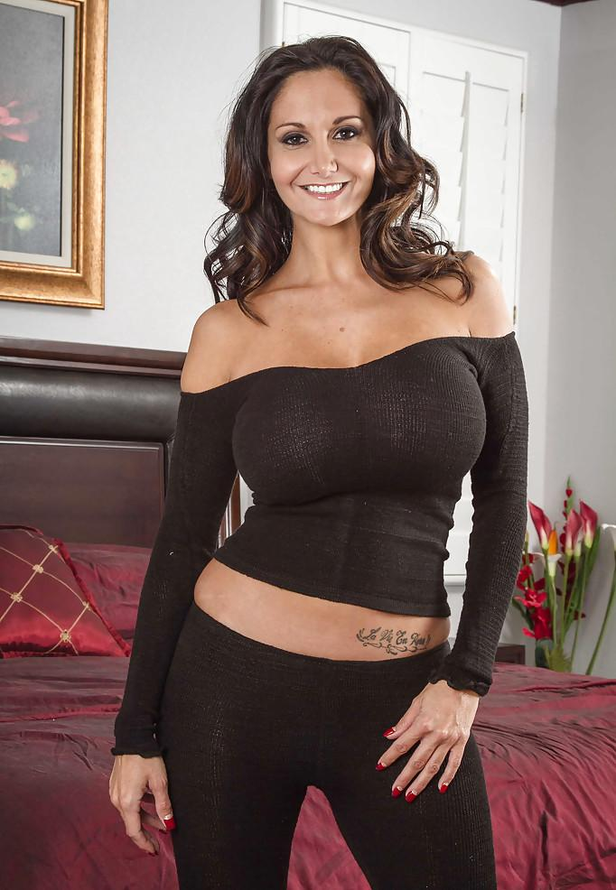 Latina Milf First Timer