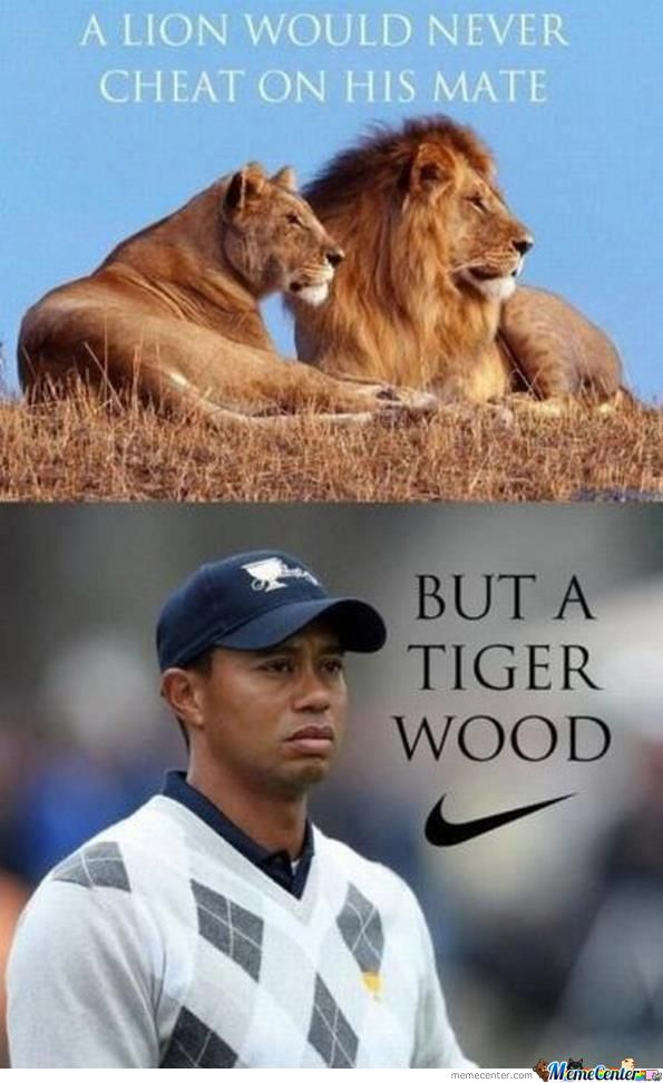 22 tiger woods memes to start off masters weekend