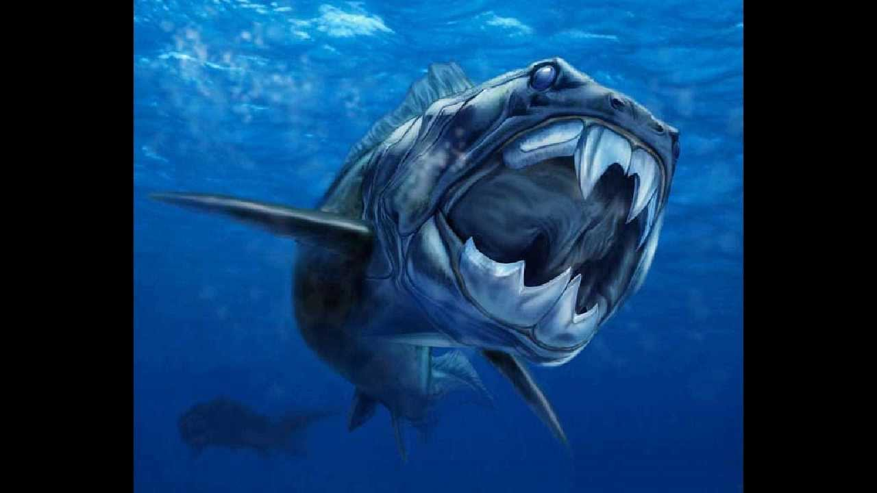 6 Sea Monsters You Should Be Glad Are Extinct Funny Gallery