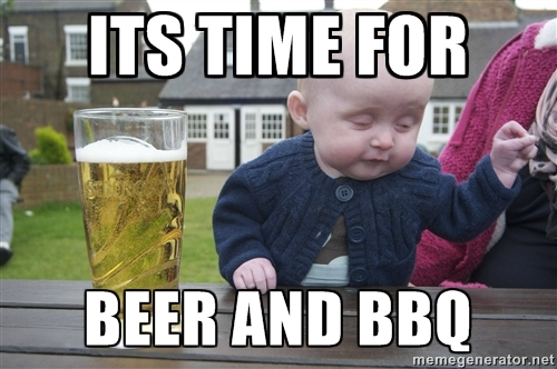 20 Hilarious Bbq Memes Gallery