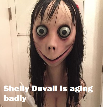 Shelley Duvall ages poorly