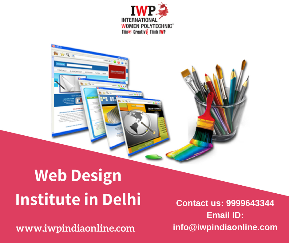 Are you interested in learning Web Designing? Then, International Women Polytechnic is the best Web Design Institute in Delhi that you just cannot miss. Our excellent faculties provide you with the right education and skills that help you in finding a good job. Contact us now to make your successful future.