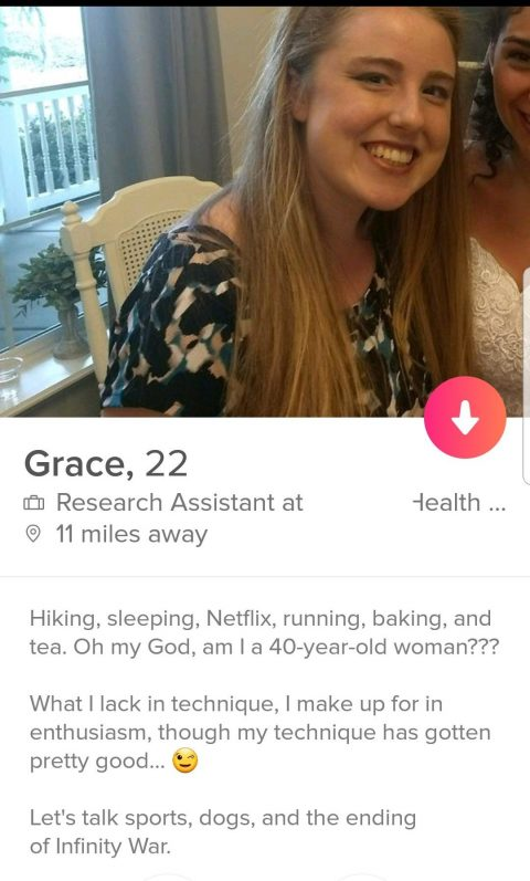These 12 Girls Have The Most Hilariously Funny Tinder Bios - Gallery | eBaums World