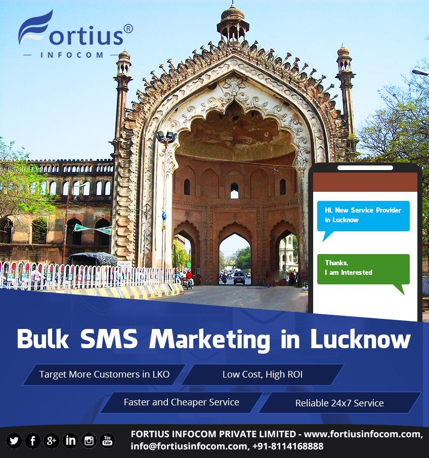 Bulk SMS Marketing in Lucknow - Picture   eBaum's World