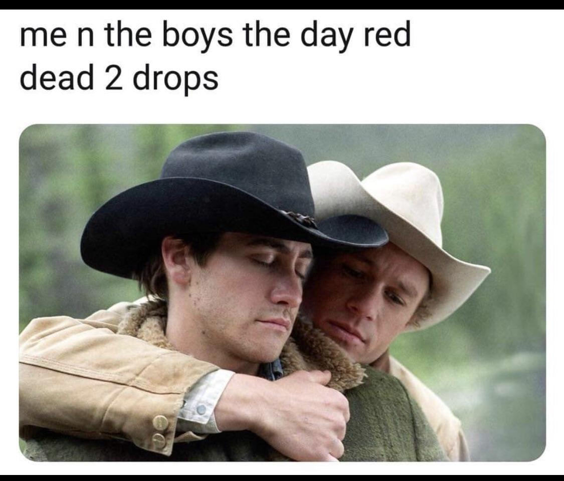 32 Red Dead Redemption 2 Memes Only Real Cowboys Would Understand Funny Gallery