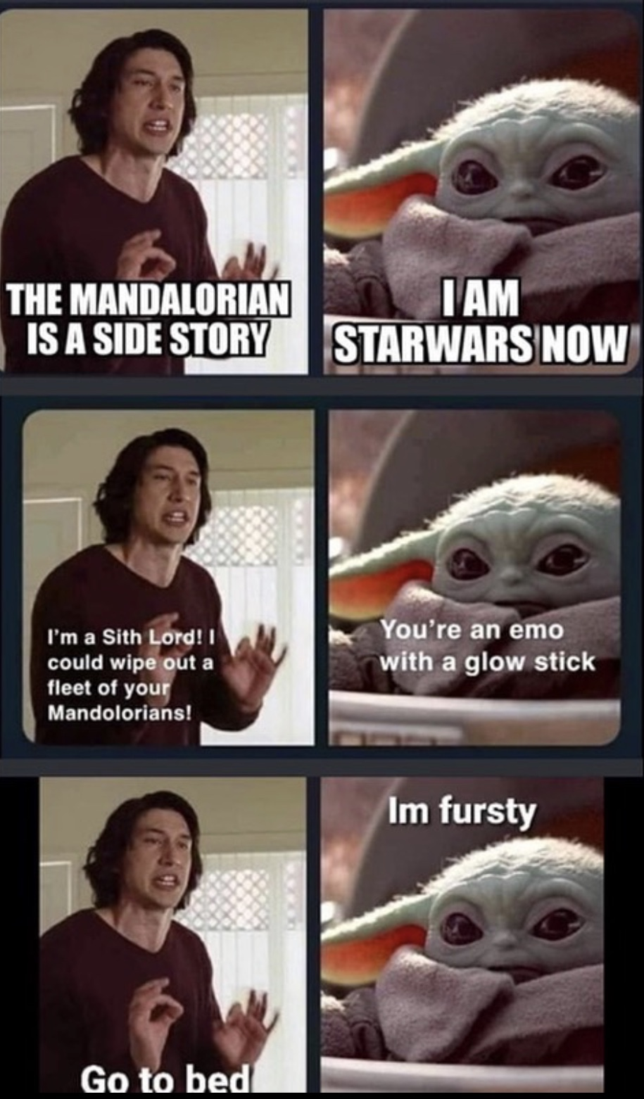 Twenty Four Spicy Star Wars Memes For The Force Sensitive Funny Gallery