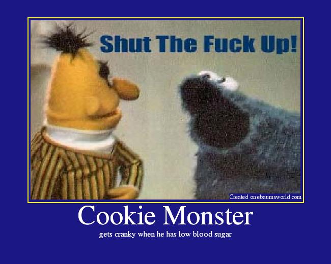 Cookie Monster Picture Ebaums World