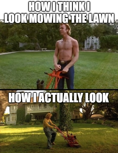 7 Lawnmower Man Memes Gallery Ebaum S World