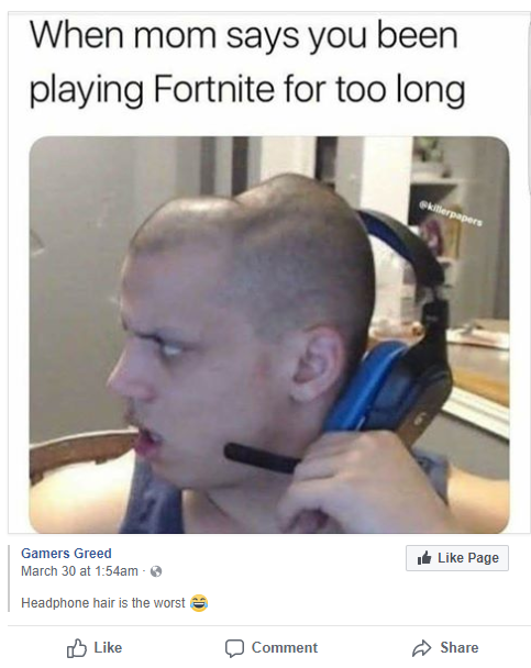hard gamer lol