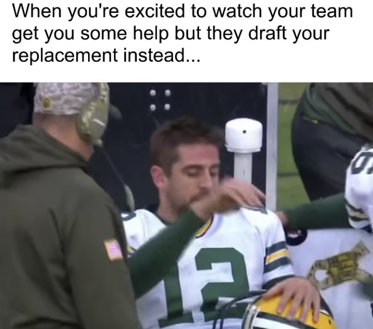27 Nfl Draft Memes And Reactions To Football S 2nd Biggest Night Funny Gallery It's a free online image maker that allows you to add custom resizable text to images. 27 nfl draft memes and reactions to