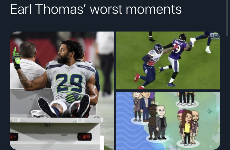 Best Memes From Earl Thomas Cheating On His Wife With His Brother