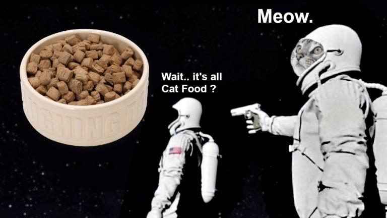 33 'Wait, It's All Ohio? Always Has Been' Astronaut Memes ...