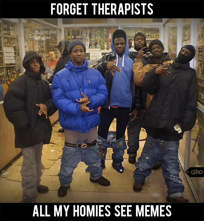 Memes & Homies