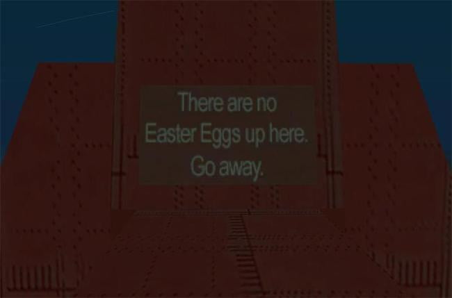 video game easter eggs - Rockstar Messes With You
