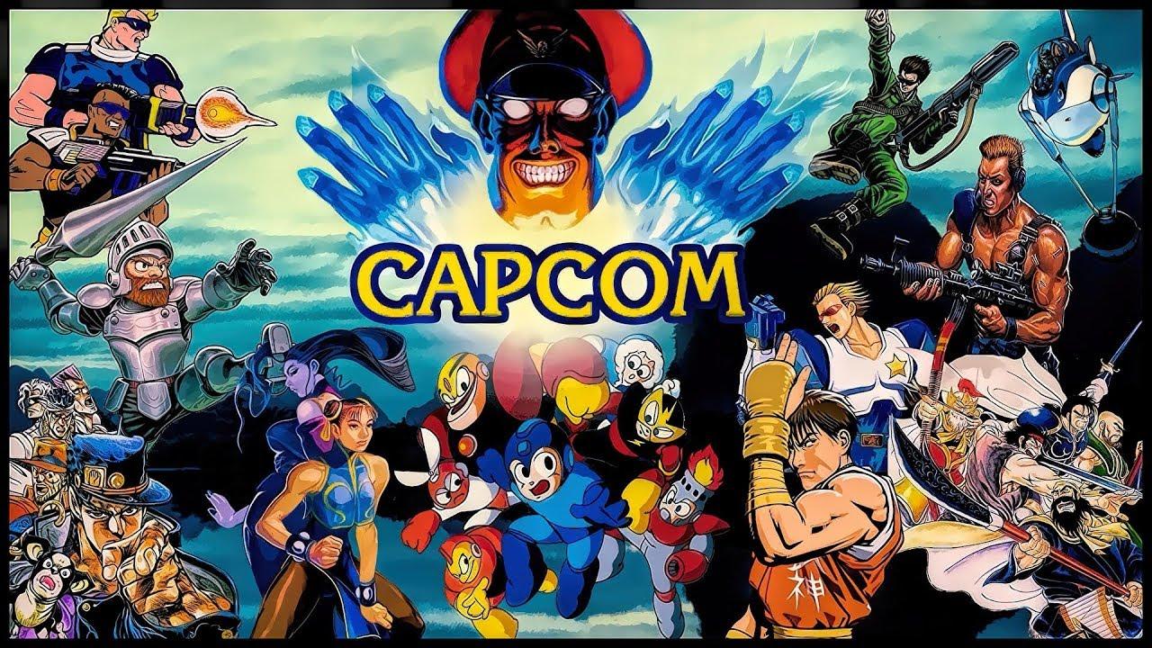 video game companies investing - Capcom
