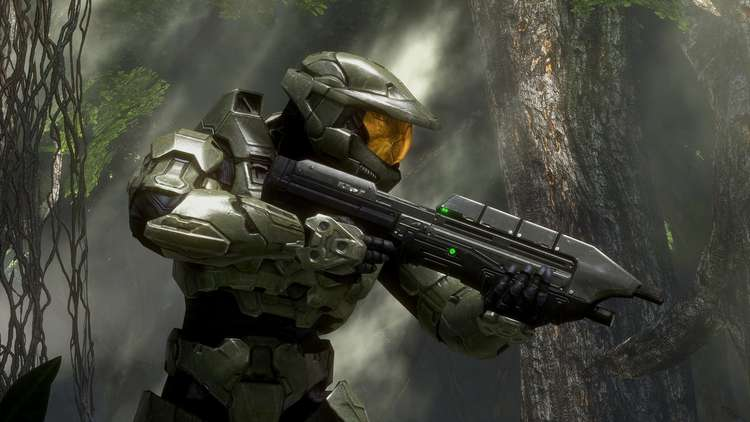 games that deserve movies and shows - HALO