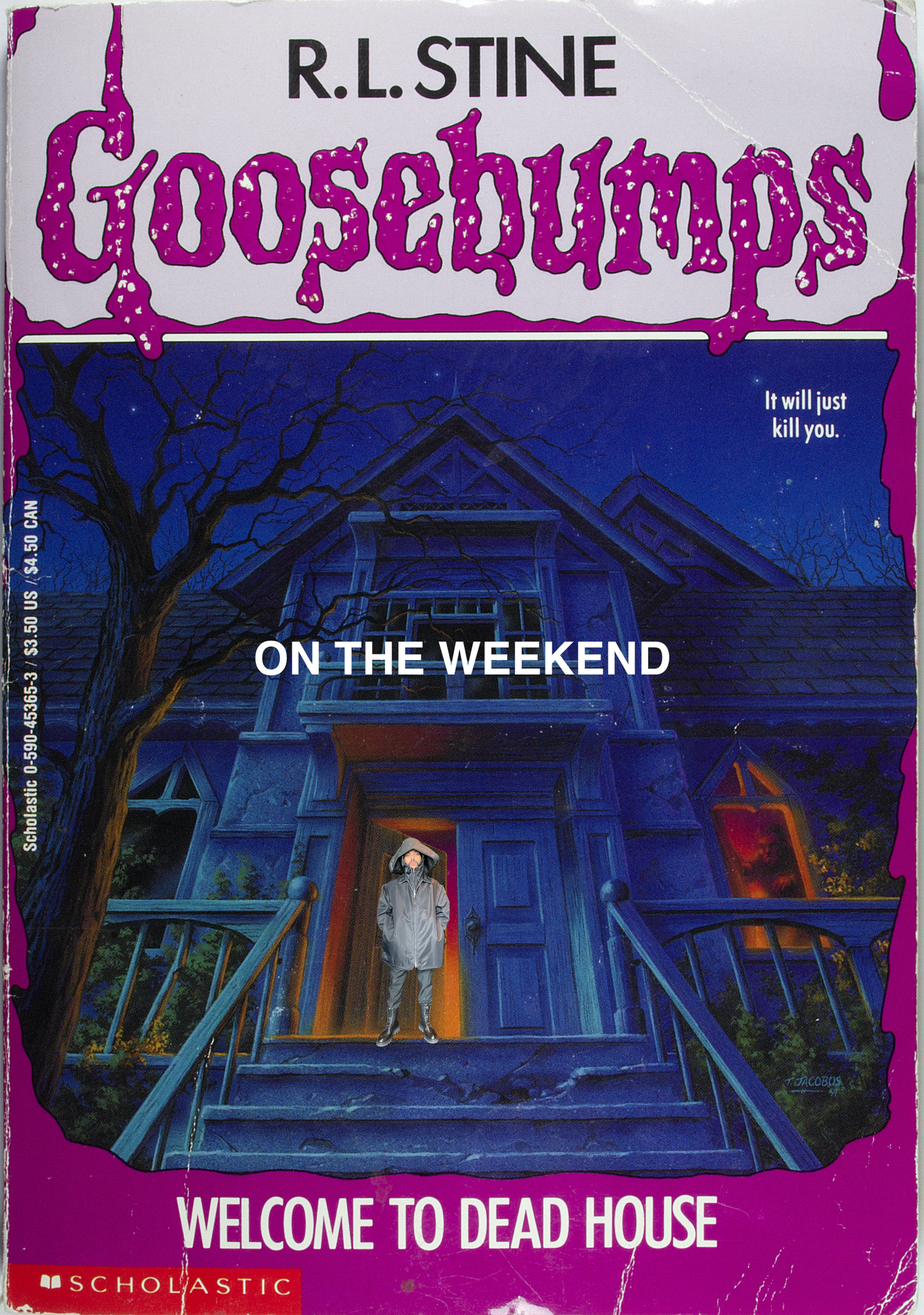 A scary weekend