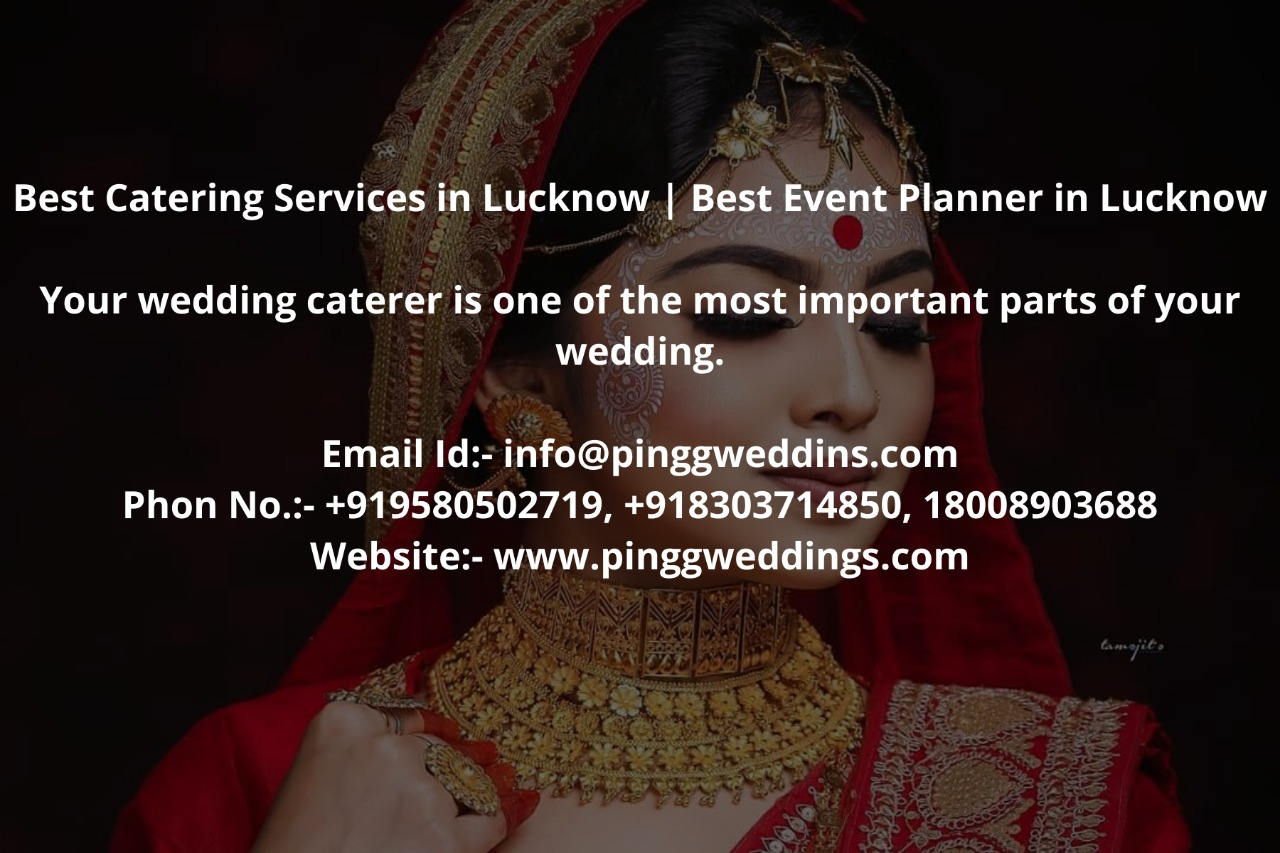 Your wedding caterer is one of the most important parts of your wedding.  Email Id:- info@pinggweddins.com Phon No.:- +919580502719, +918303714850, 18008903688 Website:- www.pinggweddings.com