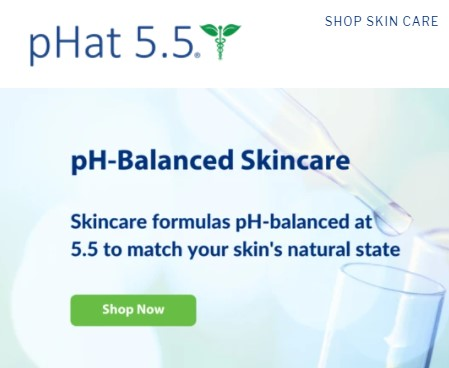 Skin pH varies depending on the area of your body. Lesser exposed areas, such as the buttocks, armpits and genital area, tend to maintain their natural acidity.