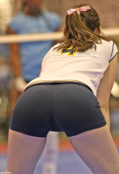 Hot volleyball girls ass what necessary