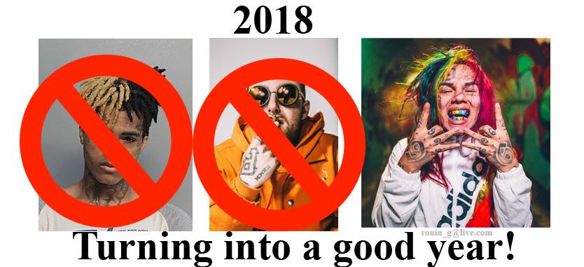 Remembering 2018