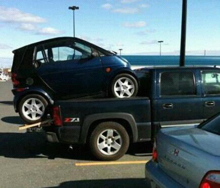 Dumb Smart Car