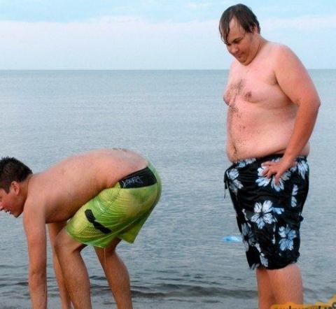 Nude girls fucking boys on beach