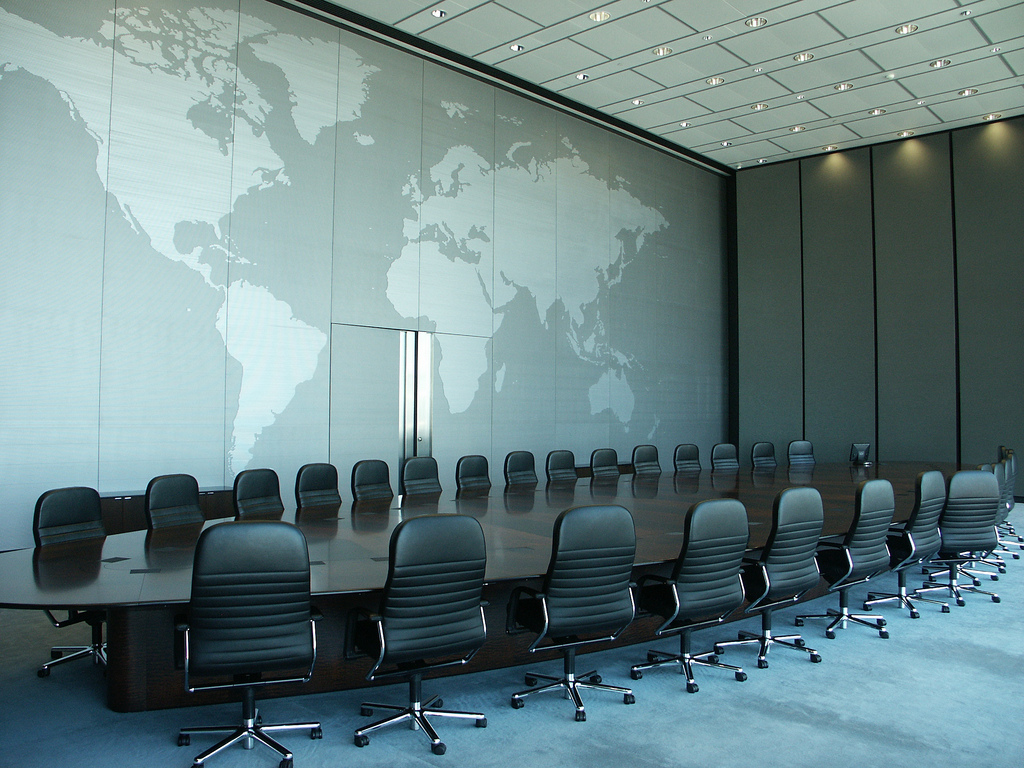 The 15 Most Powerful Boardrooms on Earth - Wow Gallery ...