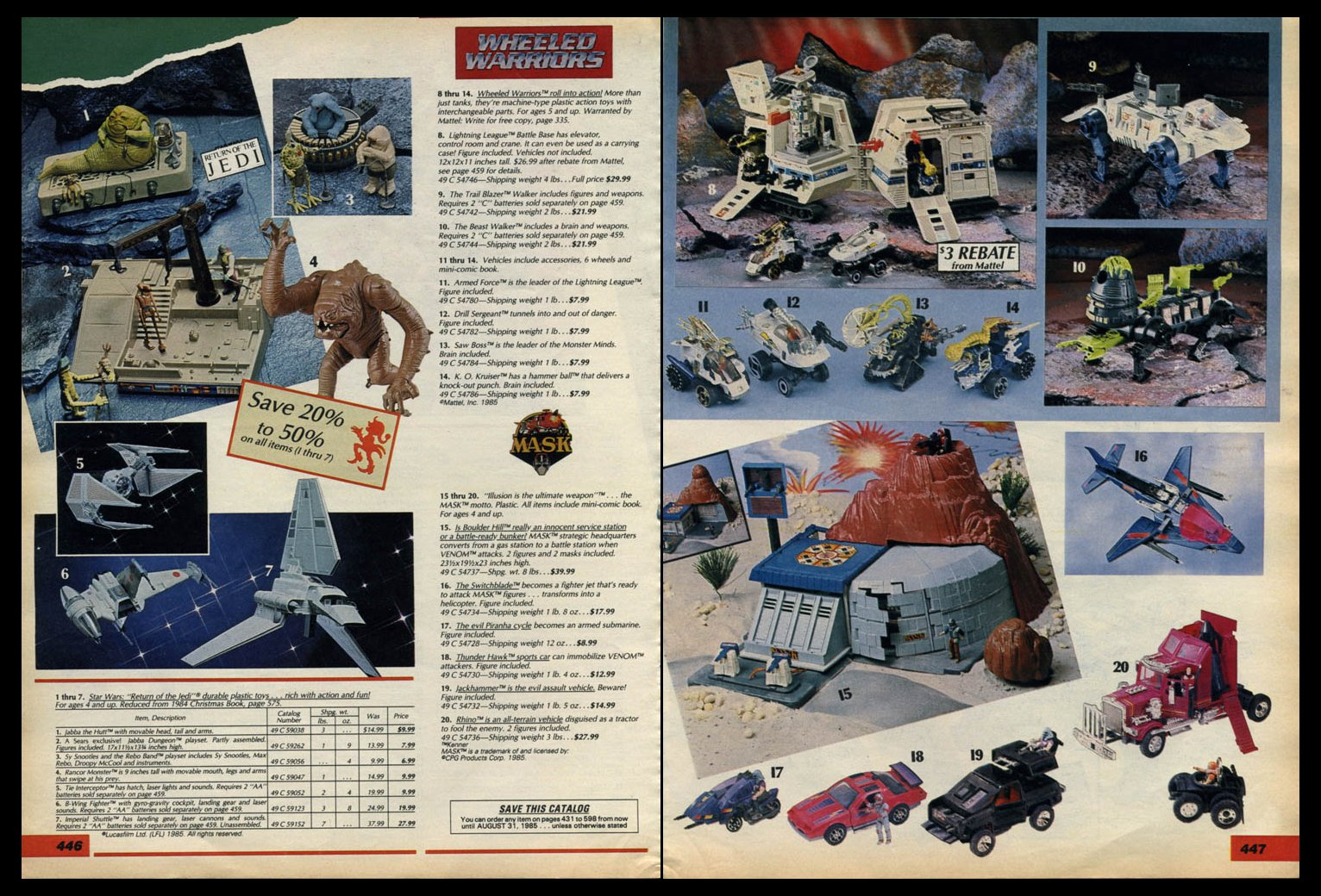 42 Vintage Christmas 'Wish Book' Catalogs That'll Make You