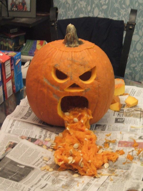 Vomiting Pumpkins Gallery Ebaum S World