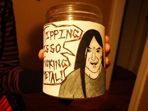 21 Pretty Clever Tip Jars Gallery
