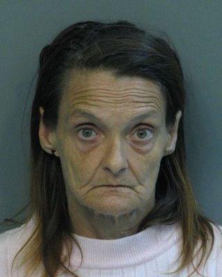 Ugliest Prostitute Mug Shots