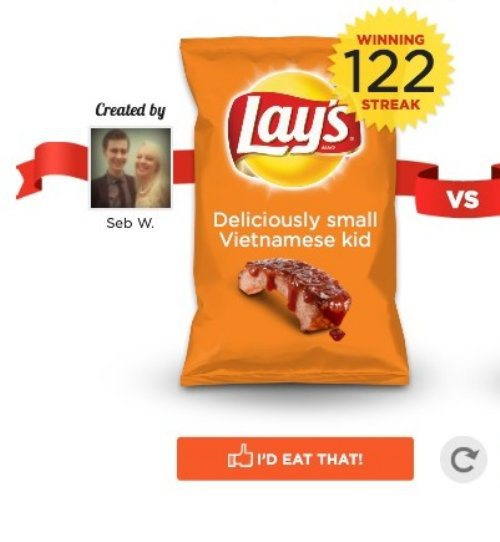 Lay's Contest Gets Trolled - Pop Culture Gallery | eBaum's World
