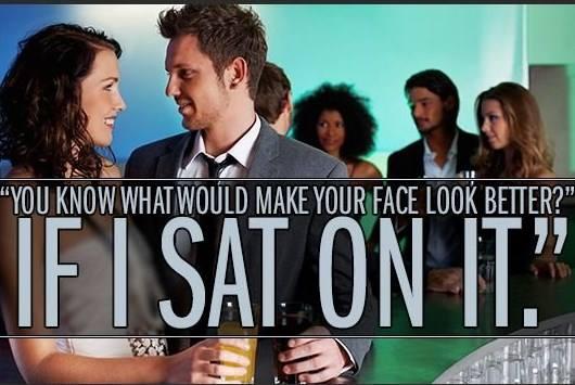 If Girls used pervy pickup lines on guys - Gallery | eBaum ...