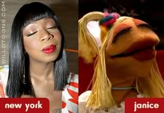 If Celebrities Were Muppets - Gallery | eBaum's World