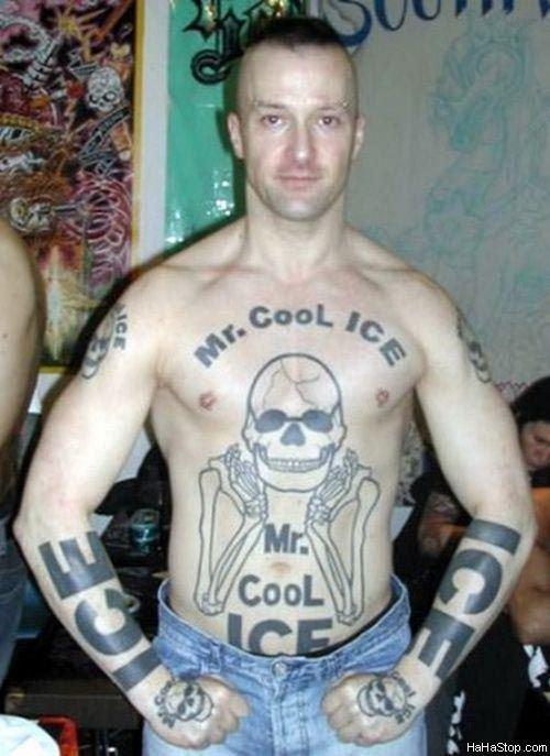 Man he's Cool.........