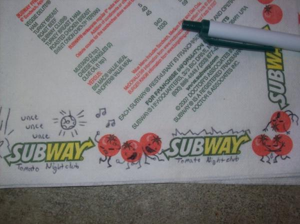 if we all used sharpies in such a way