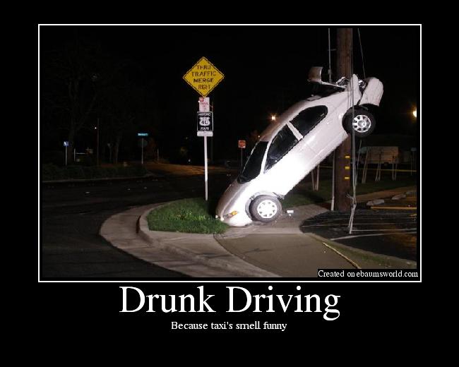 Drunk Driving - Picture | eBaum's World
