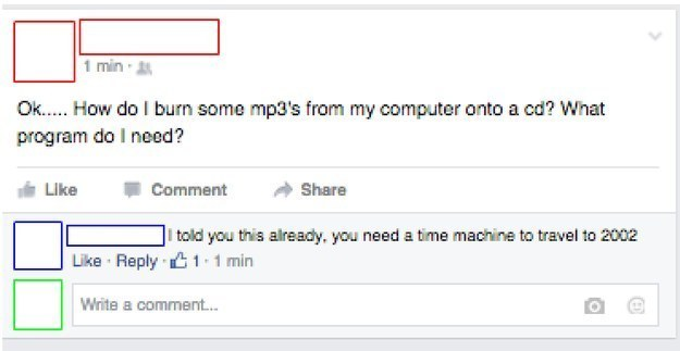 18 Witty and Well Timed Responses To Facebook Posts - Funny