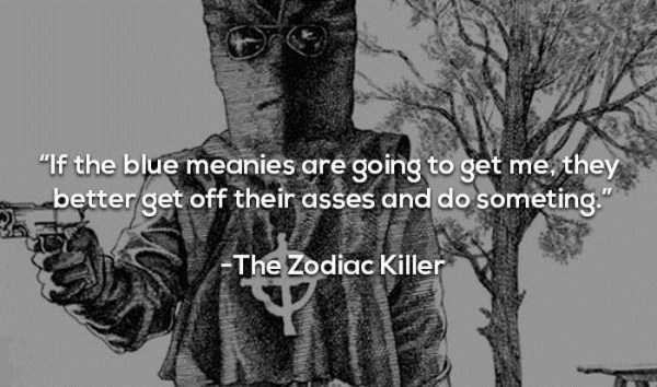 14 Of The Creepiest Quotes From Infamous Serial Killers - Creepy