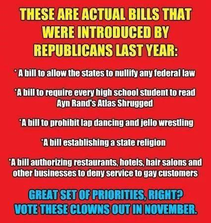 What Republicans Wanted To Give Us
