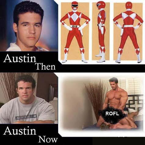 Power Ranger porno anale sex trucs