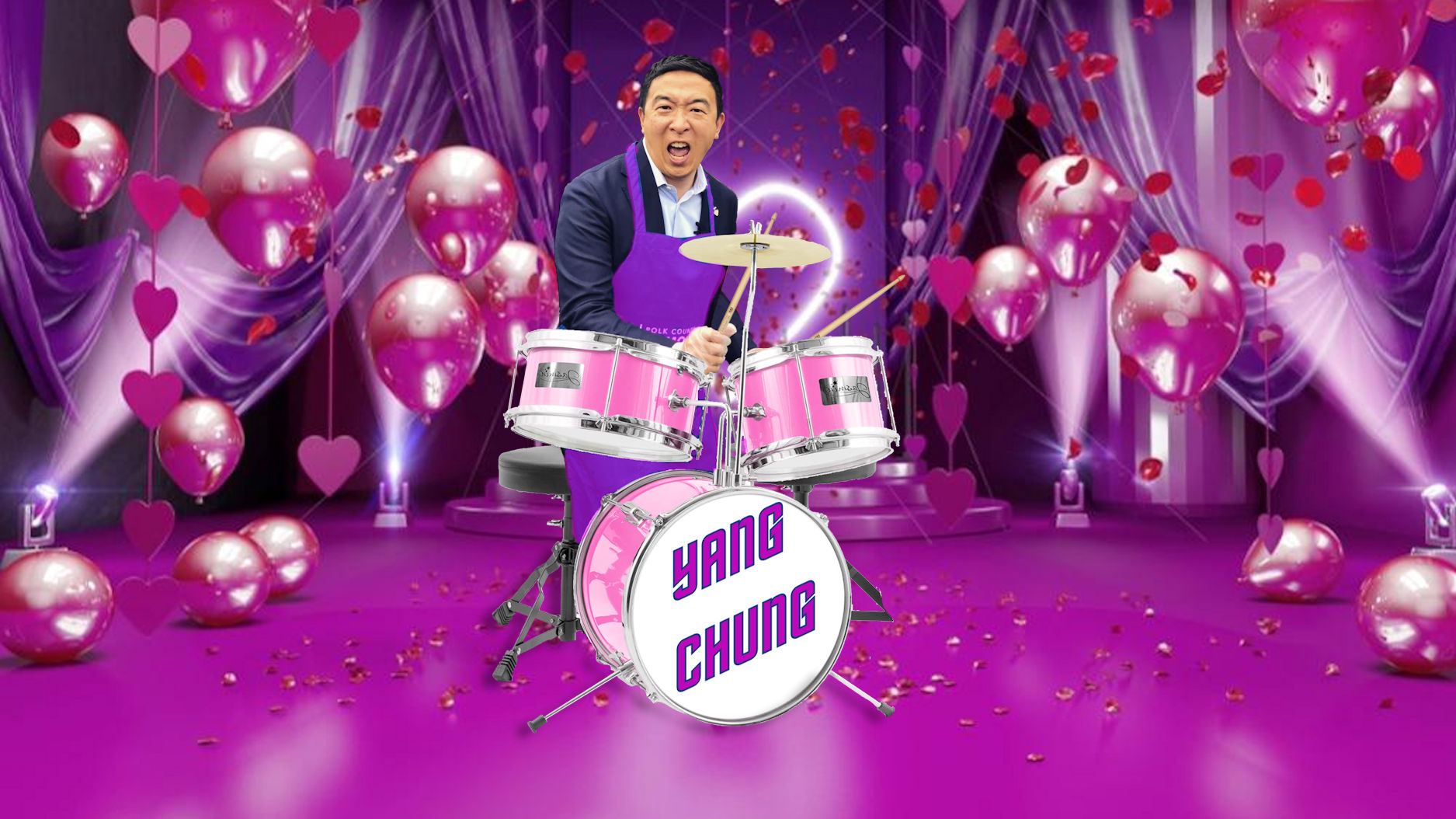 ...everybody Yang Chung