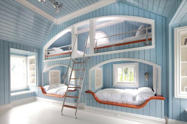 17   Amazing Kids Rooms