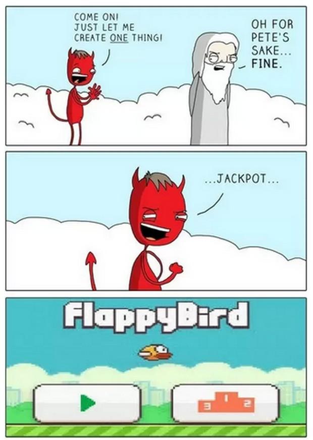 Flappy bird memes - Gallery | eBaum's World