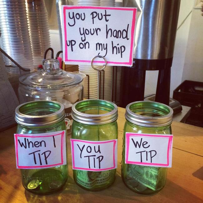 35 Tip Jars That Are Hard To Resist Gallery